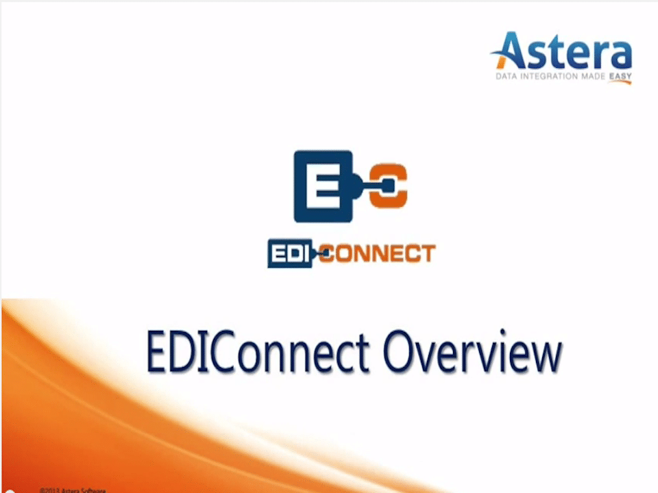 EDIConnect Demo