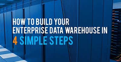How To Build A Data Warehouse In 4 Simple Steps Using DWAccelerator