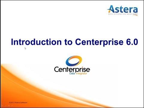 Introducción a los Centerprise Webinar 6