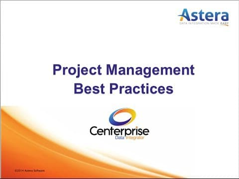Mejores Prácticas de Gestión de Proyectos en Centerprise