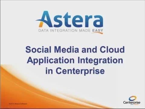 Integración de redes sociales y aplicaciones en la nube
