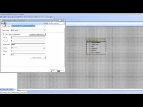 SQL-Anweisungsdatenquelle in Centerprise Data Integrator