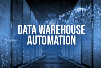 Automated data warehousing tools