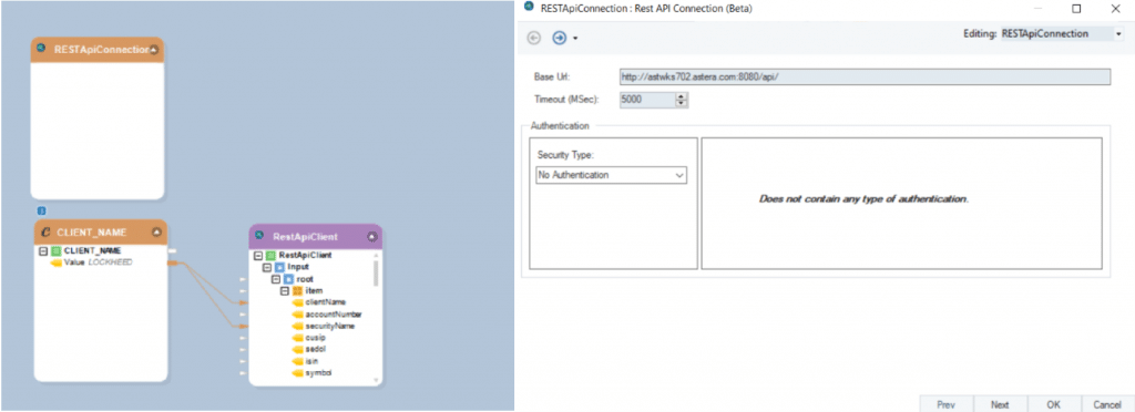 Figure 3: Using the REST API Browser outside the integration project