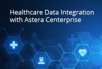 Integración de datos sanitarios con Astera Centerprise