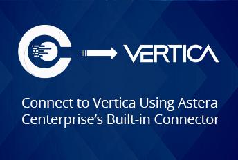 Astera Centerprise Vertica Connector