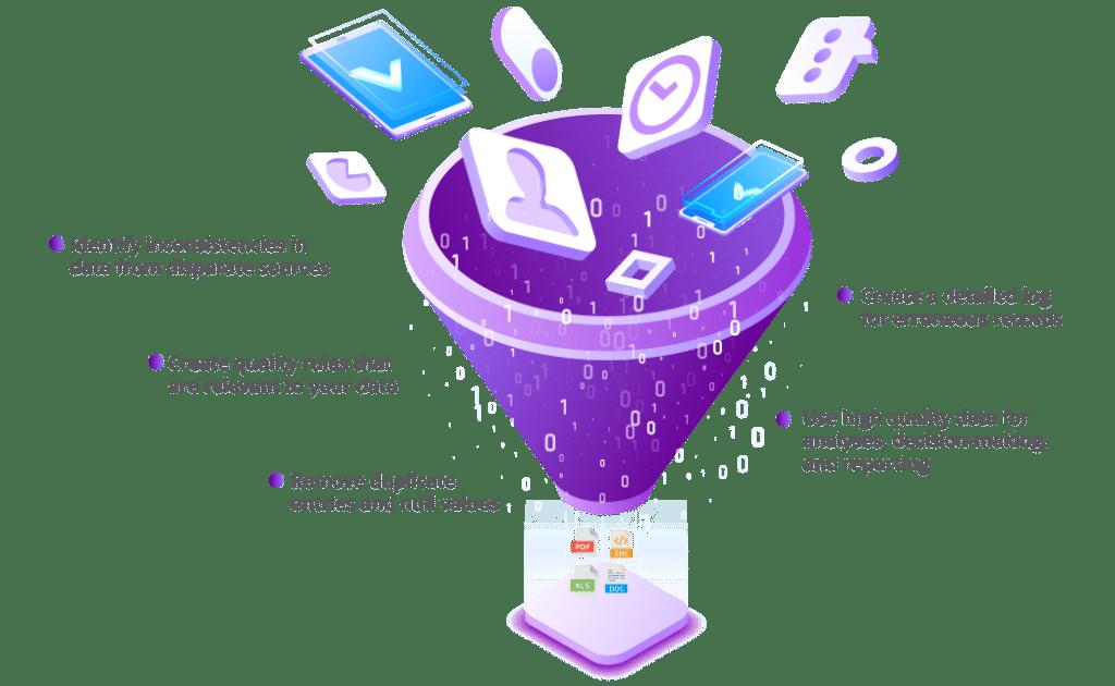 Mejore la calidad de los datos con Astera Centerprise