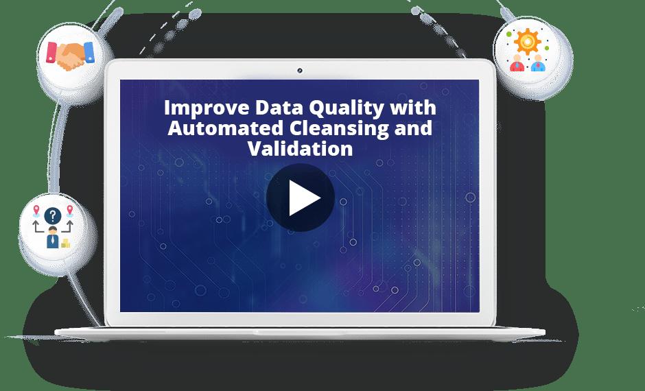 Mejora de la calidad de los datos en miniatura