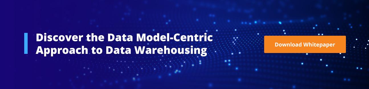 Data-Model Centric Approach