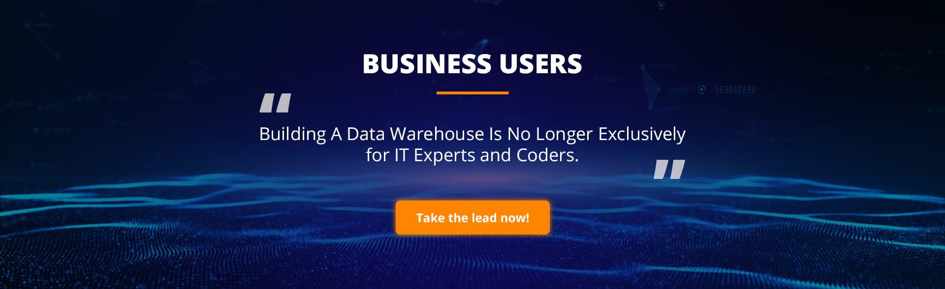 Data warehouse software tool
